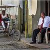 Cuba Havana Centro Havana Bici Taxi 4 March 2017