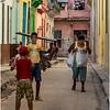 Cuba Havana Centro Havana Street Scene 24 March 2017