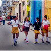 Cuba Havana Centro Havana Schoolgirls March 2017