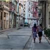 Cuba Havana Centro Havana Street Scene 31 March 2017