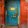Cuba Havana Centro Havana Doorway 1 March 2017