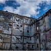 Cuba Havana Centro Havana Facade 2 March 2017