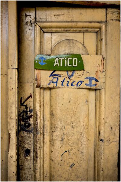 Cuba Havana Centro Havana Doorway 10 March 2017