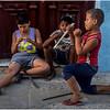 Cuba Havana Centro Havana Three Boys March 2017