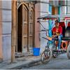Cuba Havana Centro Havana Bici Taxi 3 March 2017