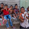 Cuba Havana Centro Havana Six Kids 1 March 2017