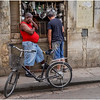 Cuba Havana Centro Havana Outside the Cookware Shop March 2017