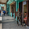 Cuba Havana Centro Havana Street Scene 35 March 2017
