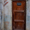Cuba Havana Centro Havana Doorway 4 March 2017
