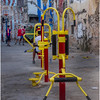 Cuba Havana Centro Havana Outdoor Gym 2 March 2017