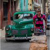 21 Cuba Havana Old Havana Street Scene  71 March 2017