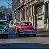 91 Cuba Havana Centro Havana Classic Car 5 March 2017