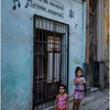 97 Cuba Havana Old Havana Two Girls March 2017