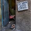 62 Cuba Havana Centro Havana House for Sale, with Dog March 2017