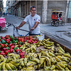 49 Cuba Havana Old Havana Produce Vendor 8 March 2017