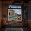 71 Cuba Havana Santos Suarez Abandoned Colonial Mansion 12 March 2017