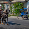 93 Cuba Playa Baracoa 4 Street Scene Horse and Buggy March 2017