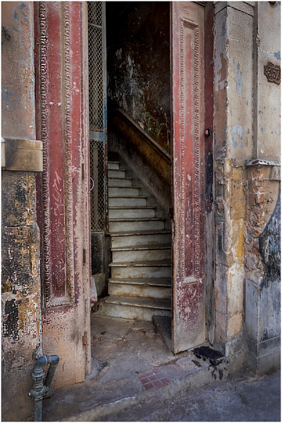 57 Cuba Havana Centro Havana Doorway 2 March 2017
