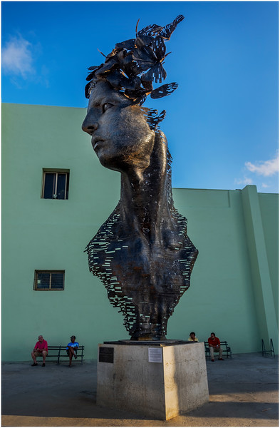 31 Cuba Havana Centro Havana Art 9 March 2017