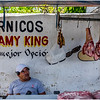 54 Cuba Western Province Pinar Del Rio Sidewalk Butcher 17 March 2017