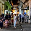 Cuba Havana Old Havana Obispo Street Tourists 1 March 2017