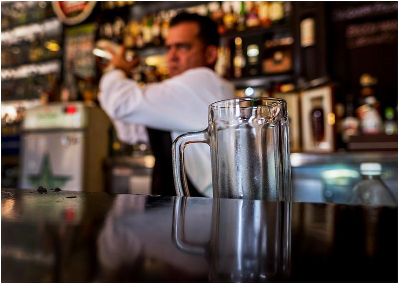 Cuba Havana Old Havana Bartender 4 March 2017