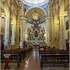 Cuba Havana Old Havana Church Interior March 2017