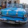 Cuba Havana Old Havana Classic Car 11 March 2017