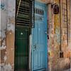 Cuba Havana Old Havana Doorway 29 March 2017