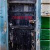 Cuba Havana Old Havana Doorway 8 March 2017