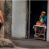 Cuba Havana Old Havana Cigar Seller March 2017