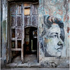 Cuba Havana Old Havana Doorway 9 March 2017
