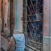 Cuba Havana Old Havana Doorway 34 March 2017