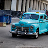 Cuba Havana Old Havana Classic Car 9 March 2017