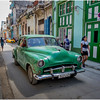 Cuba Havana Old Havana Classic Car 4 March 2017