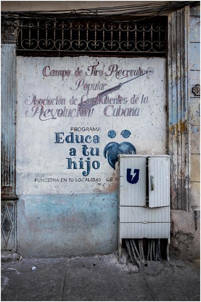 Cuba Havana Old Havana Messages 4 March 2017