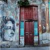 Cuba Havana Old Havana Doorway 10 March 2017
