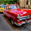 Cuba Havana Old Havana Classic Car 1 March 2017