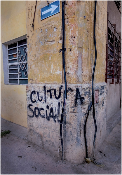 Cuba Havana Old Havana Messages 5 March 2017