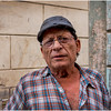 Cuba Havana Old Havana Construction Worker March 2017