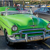 Cuba Havana Old Havana Classic Car 6 March 2017