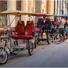 Cuba Havana Old Havana Bici Taxi 16 March 2017