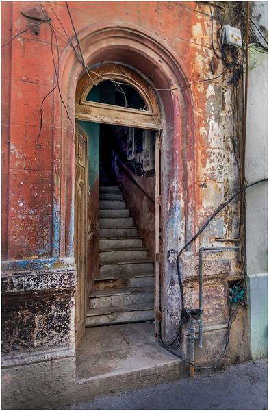 Cuba Havana Old Havana Doorway 25 March 2017