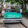 Cuba Havana Old Havana Classic Car 3 March 2017