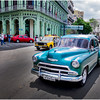 Cuba Havana Old Havana Classic Car 5 March 2017