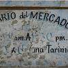 Cuba Playa Baracoa 26 Mercado Agropecuario Sign March 2017