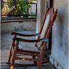 Cuba Playa Baracoa 27 Rocking Chair March 2017
