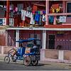 Cuba Playa Baracoa 2 Bici Taxi at Casa March 2017