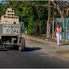 Cuba Playa Baracoa 28 Carrying Cinderblock March 2017