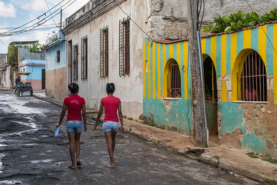 Regla neighborhood, Havana. Cuba